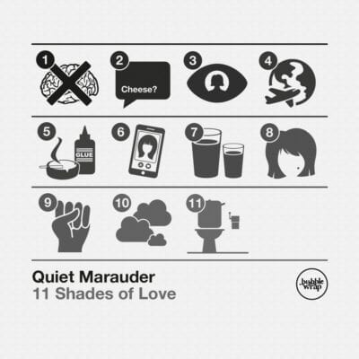 Quiet Marauder - 11 Shades Of Love