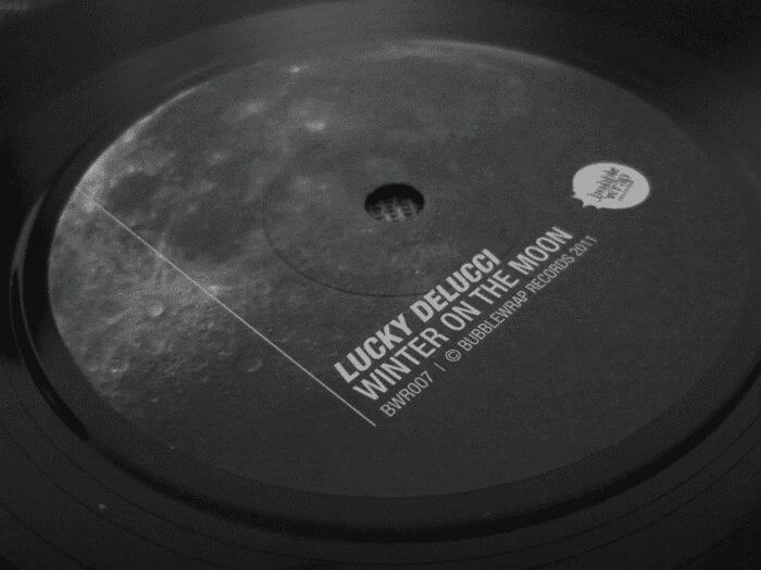 Lucky Delucci - Winter on the Moon / Bright Beams of Light