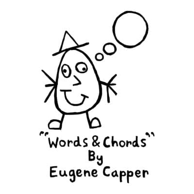 Eugene Capper - Words & Chords