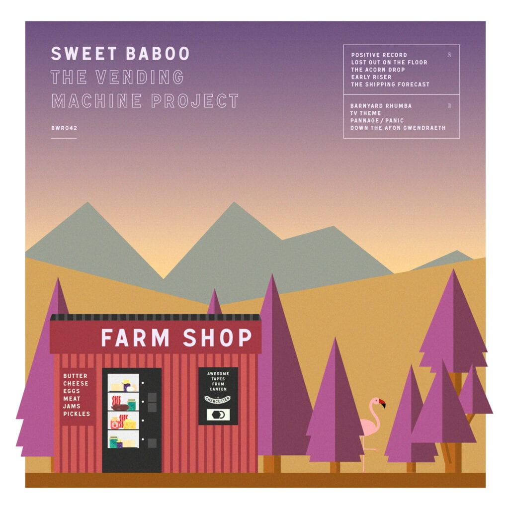 Sweet Baboo - The Vending Machine Project