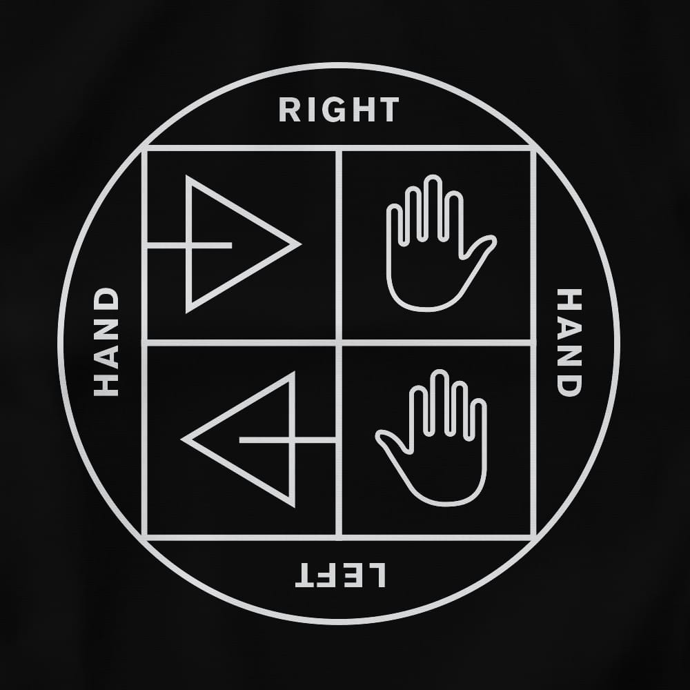 Right Hand Left Hand T-Shirt