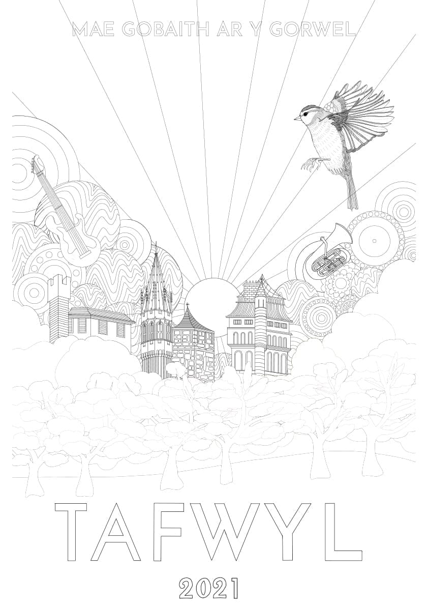 Templed-Poster-Tafwyl-2021