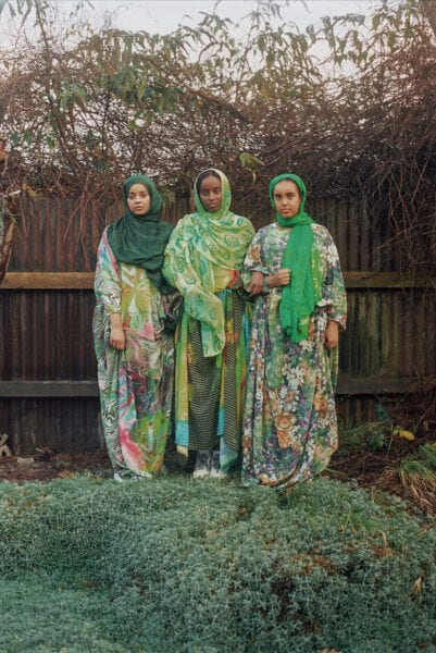 Gallery of 'East in Colour' photography collection by Ashrah Suudy