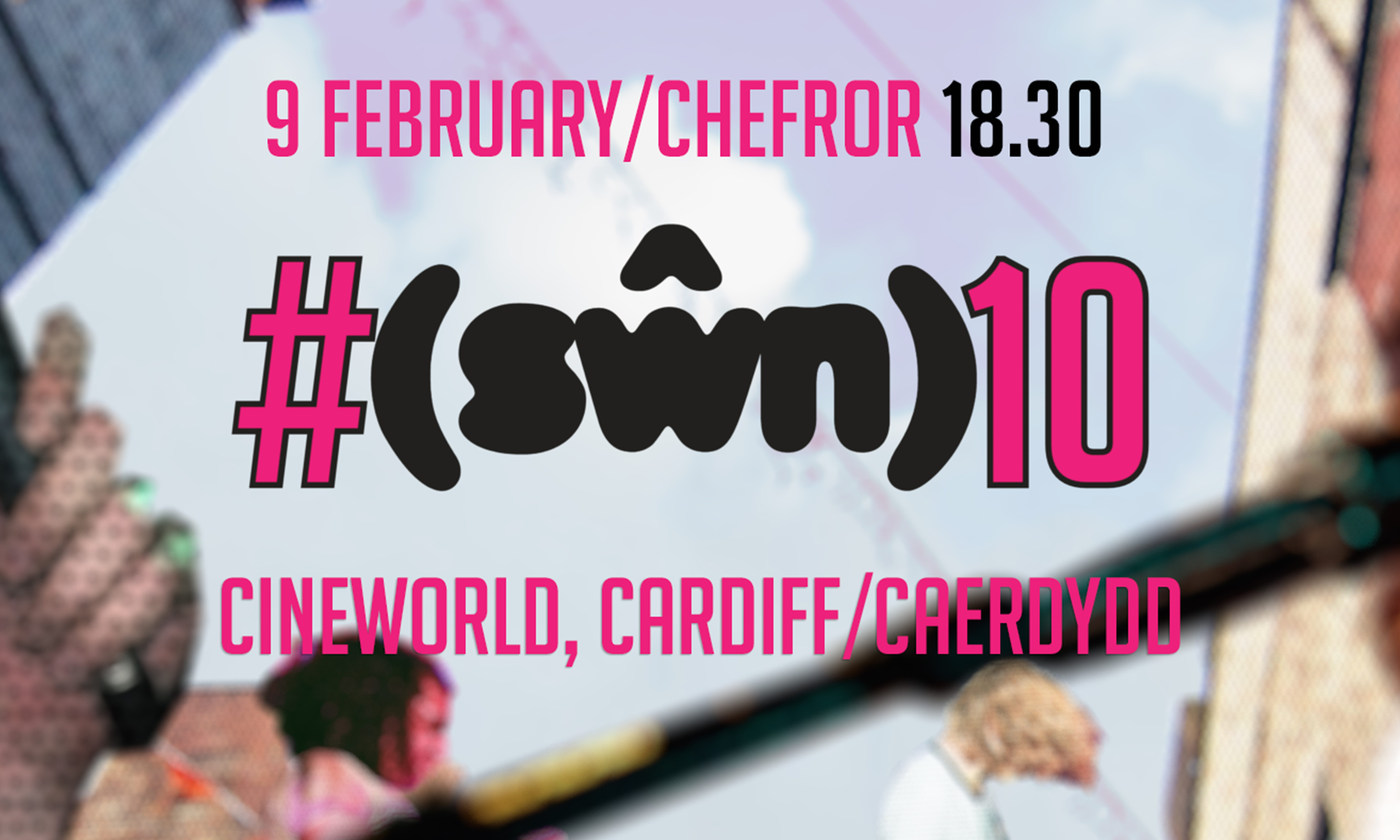 On Par Productions Cardiff video and film production - Swn10 screening