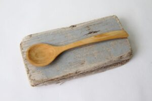 Silver Birch Eating Spoon